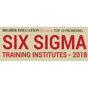 Top 10 Promising Six Sigma Training Institutes - 2018