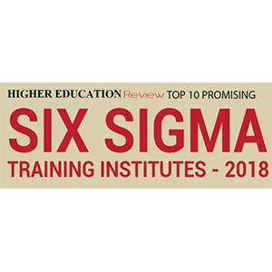 Top 10 Promising Six Sigma Training Institutes - 2018