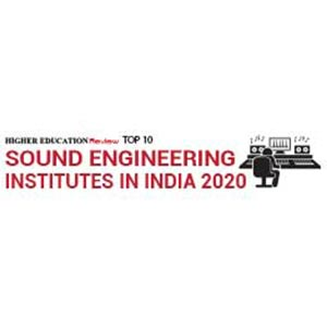 Top 10 Sound Engineering Institutes in India - 2020