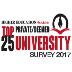 Top 25 Private/Deemed Universities in India