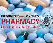 Top 10 Promising Pharmacy Colleges in India 2017