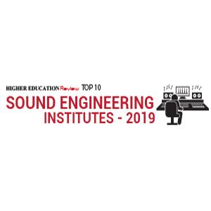 Top 10 Sound Engineering Institutes - 2019