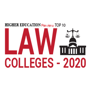 Top 10 Law Colleges - 2020