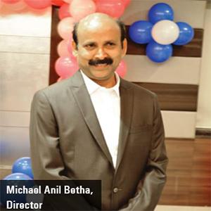 Michael Anil Betha,Director