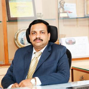 Prof. Dr. Anjina Reddy K R,Principal