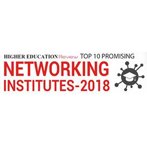 Top 10 Promising Networking Institutes - 2018