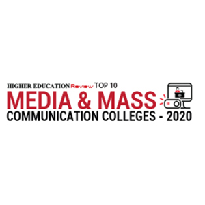 Top 10 Media and Mass Communication Colleges - 2020