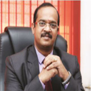 Dr. C Rajesh Kumar,Principal