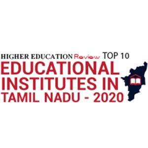 Top 10 Educational Institutes in Tamil Nadu - 2020