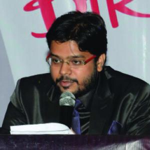 Abhilash Sinha,Founder