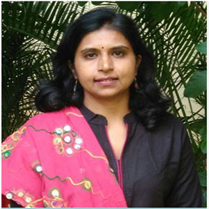 Dr. Rajashree Pandiyan,Faculty