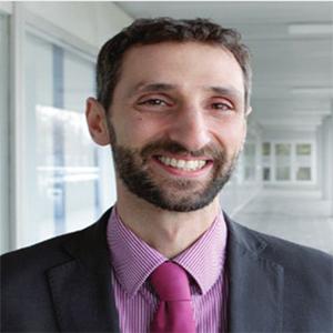 Stefan Zammit,Head of International Office