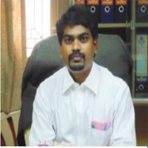 Dr. R. Govindarajan,Principal and Research Director