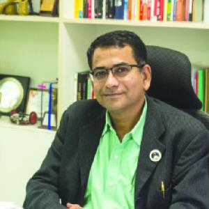 Dr. Milind Pande,Project Director
