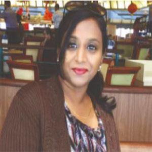 Shahina Ashraf,Founder