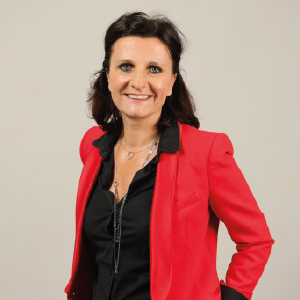Bénédicte FAVRE,Director - International Development