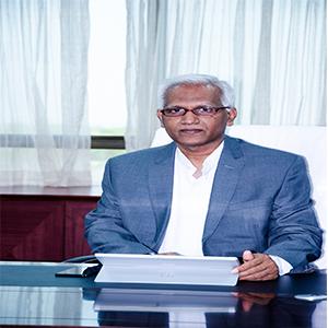 Prof. Dr. Fr. Paul Fernandes,S.J., Vice-Chancellor