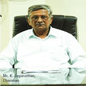 Mr. K. Loganathan,Chairman