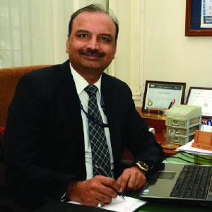Dr. Nitin Joshi,Director