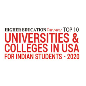 Top 10 Universities & Colleges in USA for Indian Students - 2020
