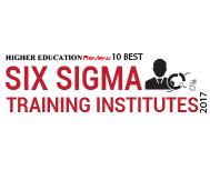 10 Best Six Sigma Institutes 2017