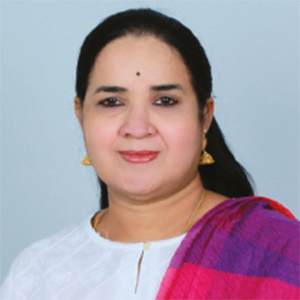 Meenakshi Ramesh,Director – Curriculum and Research & Development