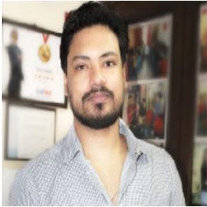 Raushan Singh,Founder
