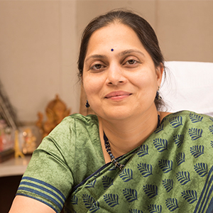 Dr. Manisha Ketkar,Director