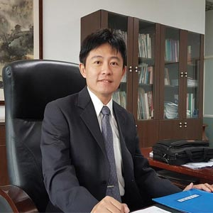 Dr. Wang Chia-Nan,Dean for International Affairs