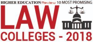 Top 10 Promising Law Colleges in India 2018