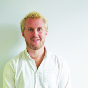 Spencer Withrington,International Manager for India