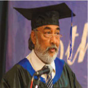 Dr. Rajendra Singh Rathod,Dean and Chairman