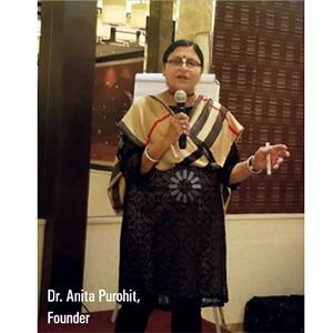 Dr. Anita Purohit,Founder
