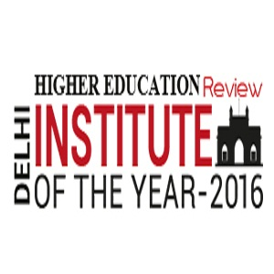 Delhi Institute of the Year - 2016