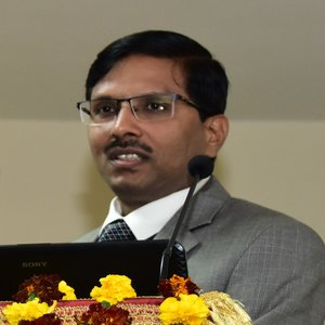 Dr. T R Pandey,Director