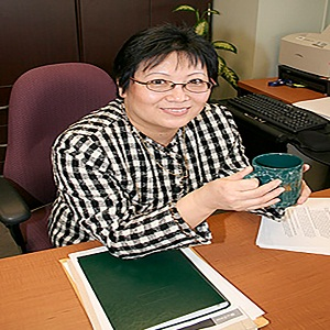 Dr. Cen Huang,Executive Director of International Relations & Recruitment & Assistant Vice-President