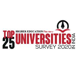Top 25 Universities in India - Survey 2020
