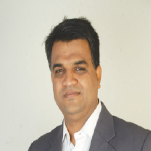 Sachin Sadare,Founder and Director