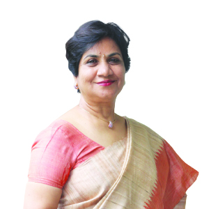 Dr. Shalini Urs,Founder & Chairperson