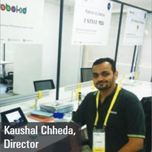 Kaushal Chheda,Director