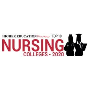 Top 10 Nursing Colleges - 2020
