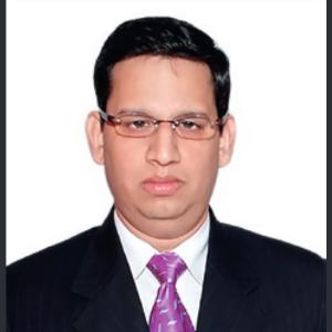 Saurabh Kumar,Director Academics