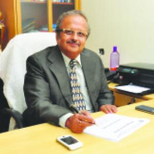 Prof. Malay Kumar Banerjee,Dean