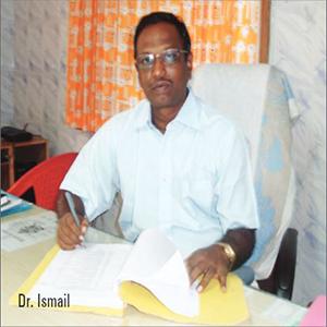 Dr. Mohamed Ismail,Secretary