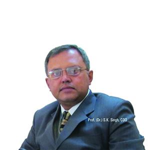 Prof. (Dr.) S.K. Singh,COO
