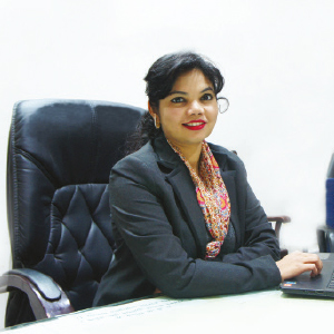 Dr. Shalya Raj,Chief Executive Officer