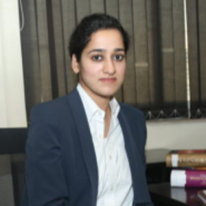 Kritika Malhotra,Head of the Department