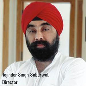 Tejinder Singh Sabarwal,Director