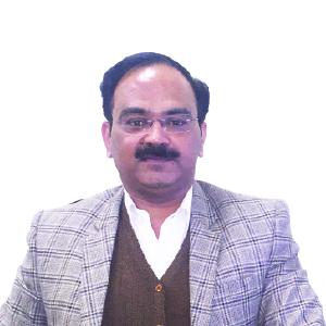 Dr.Lalitya Srivastava,Director