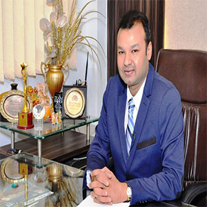 Mr. Sunjey Aggarwal,Founder and CEO